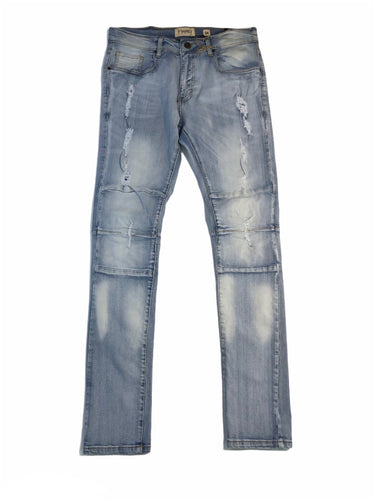 FWRD Ice Blue Jeans