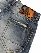 Load image into Gallery viewer, Distressed Jean