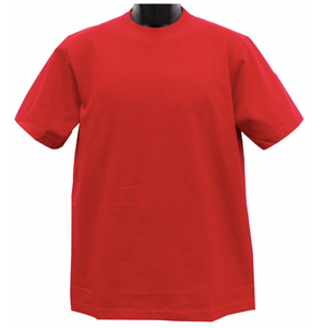 Plain Crew Neck Tee Shirt
