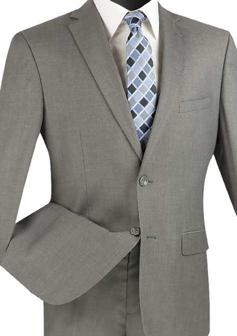 Copy of Vinci Ultra Slim Single Breasted Suit (Available in More Colors)