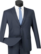 Load image into Gallery viewer, Copy of Vinci Ultra Slim Single Breasted Suit (Available in More Colors)