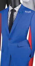 Load image into Gallery viewer, Vinci Slim Fit Two Button Suit in More Colors