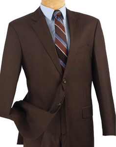 Vinci Executive Two Piece Suit in More Colors