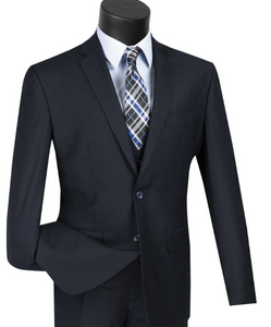 Vinci Slim Fit 3 Piece Suit in Even More Colors