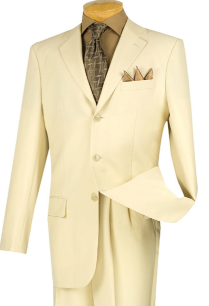 Three Button Suit
