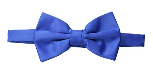 Stacy Adams Bow Tie in Royal Blue