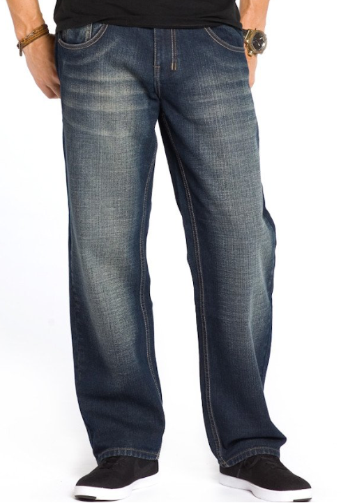 Relaxed Fit Jeans (Ink)