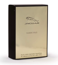 Load image into Gallery viewer, Jaguar Classic Gold 3.4 oz