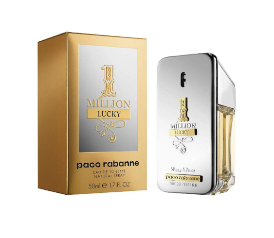 1 Million Lucky by Paco Rabanne 1.7 oz