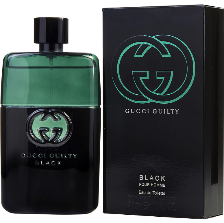 Gucci Guilty Black Pour Homme 3.0 oz