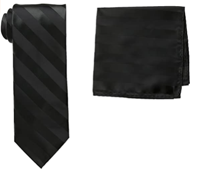 Stacy Adams Two Toned Ties (Multiple Colors Available)