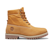 Load image into Gallery viewer, Roll Top Boots, Wheat Nubuck