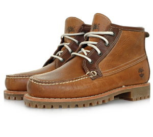 Authentic Brown Chukka Boot