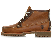 Load image into Gallery viewer, Authentic Brown Chukka Boot