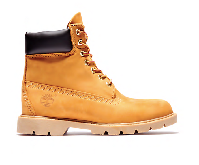 6-Inch Basic Waterproof Boots in Wheat (Only Available to ship within the USA)