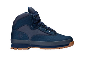 Navy Canvas Euro Hiker