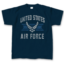 Load image into Gallery viewer, Air Force T-Shirt (Multiple Options Available)