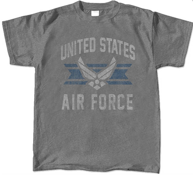 Air Force T-Shirt (Multiple Options Available)