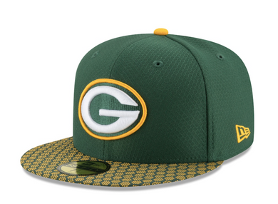 Green Bay Packers Sideline Official Cap