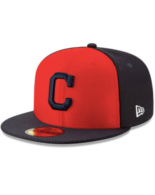 Cleveland Indians Fitted Cap