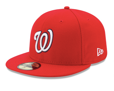 Washington Nationals Postseason 2017 Fitted Hat