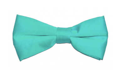 Solid Bow Tie (Available in 53 Colors)