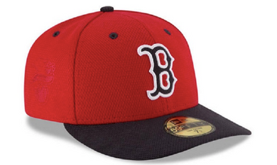 Boston Red Socks Fitted Cap