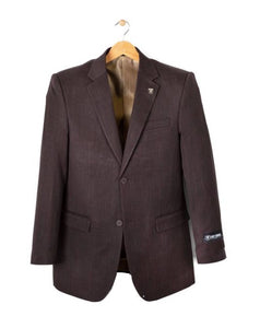 Suny Vested Suit (Available in Multiple Colors)
