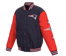 Load image into Gallery viewer, Patriots Jacket