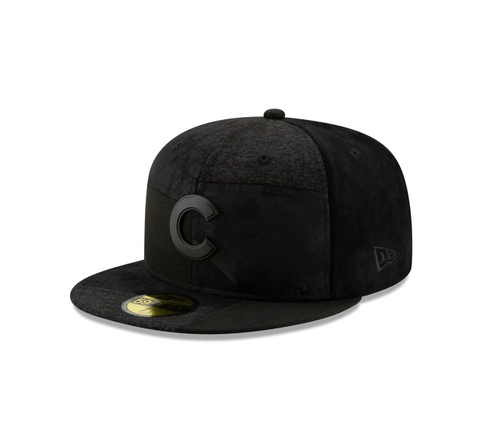 Premium Patched Cubs Fitted Cap