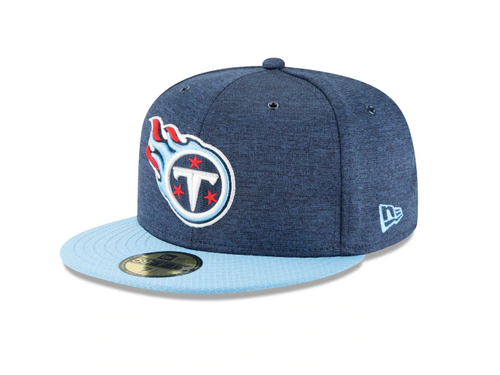 Tennessee Titans Fitted Cap