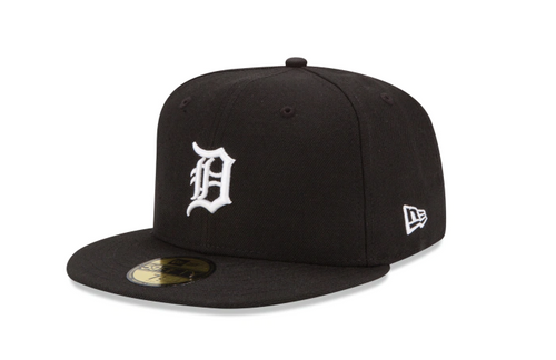 Detroit Tigers Fitted Cap