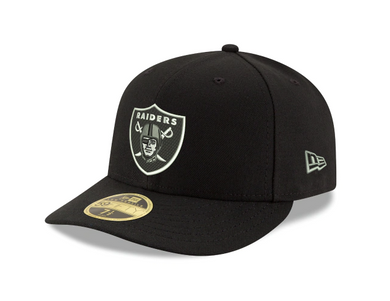 LA Raiders Fitted Cap