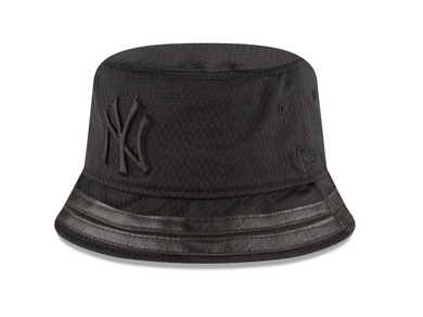 New York Yankees Mesh Bucket Hat