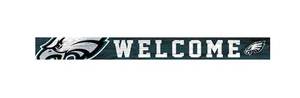 Philadelphia Eagles 16in. Welcome Strip