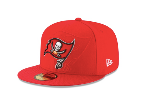 Tampa Bay Buccaneers Fitted Cap