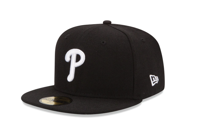 Philadelphia Phillies Fitted Cap