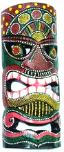 Load image into Gallery viewer, Tiki Mask