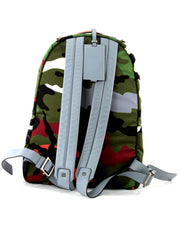 Valentino Garavani RuckSack Backpack with Camoflauge Nylon