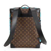 Louis Vuitton Soft Trunk Tuffetage Backpack PM with Monogram Canvas