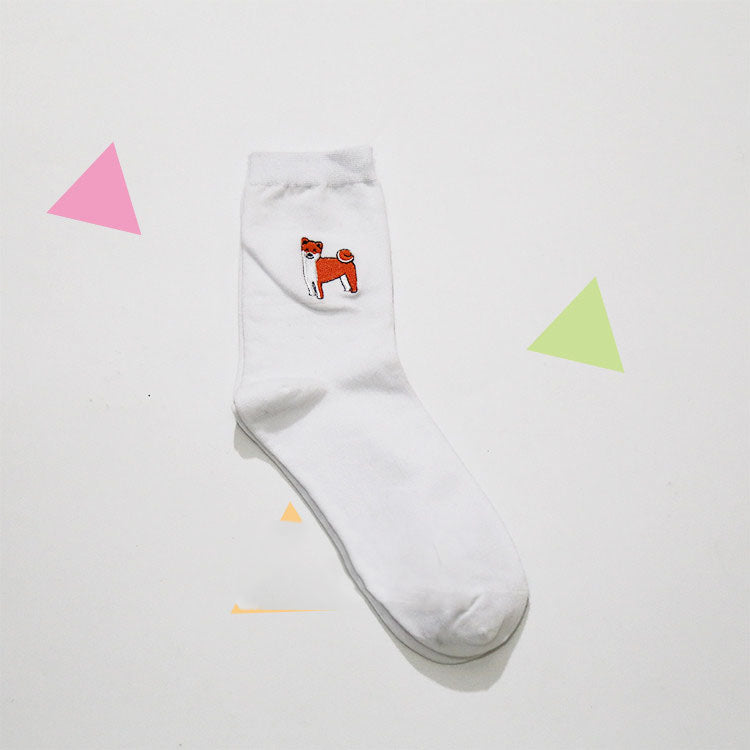 Doggie Socks - The Yellow Sock