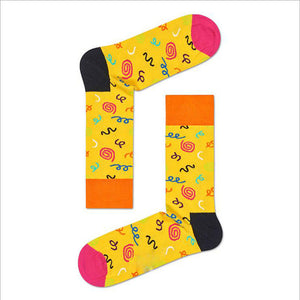 Kooky Socks - The Yellow Sock