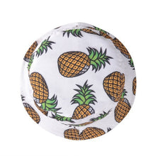 Load image into Gallery viewer, pineapple bucket hat - The Yellow Sock