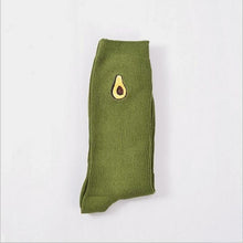 Load image into Gallery viewer, Fruit Socks - The Yellow Sock