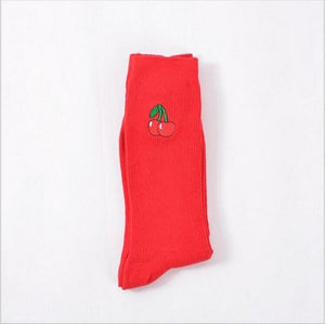 Fruit Socks - The Yellow Sock