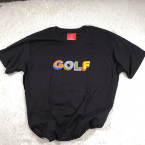 golf t-shirt - The Yellow Sock