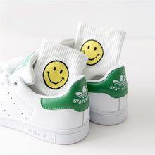 Load image into Gallery viewer, Smiley Socks - The Yellow Sock