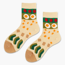 Load image into Gallery viewer, Sushi Socks - The Yellow Sock
