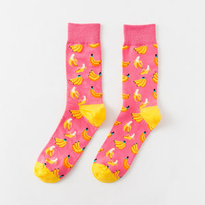 Banana Socks - The Yellow Sock
