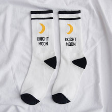 Load image into Gallery viewer, Bright Moon Socks - The Yellow Sock